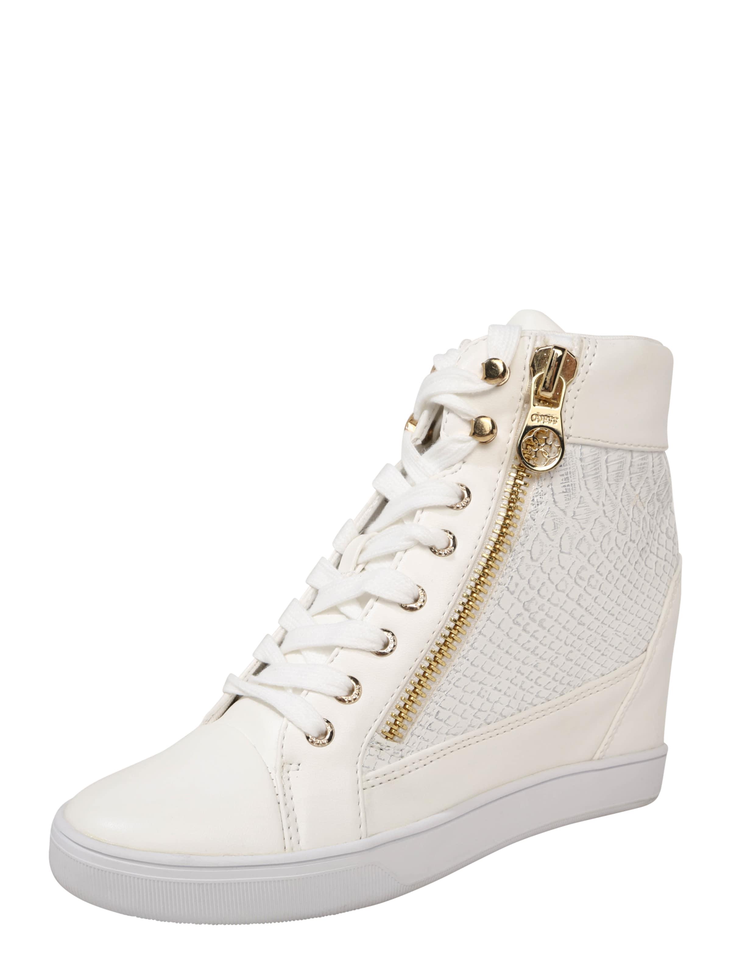Haltbare Mode billige Schuhe GUESS | Sneaker 'FORESST/ACTIVE LADY' Schuhe Gut getragene Schuhe