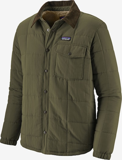 PATAGONIA Funktionsjacke 'Isthmus Quilted' in khaki, Produktansicht