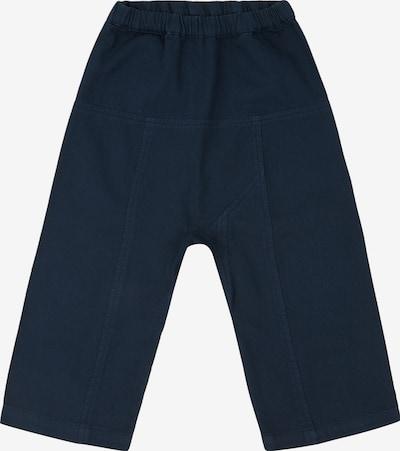 Pantaloni 'Amona' Sense Organics di colore navy, Visualizzazione prodotti