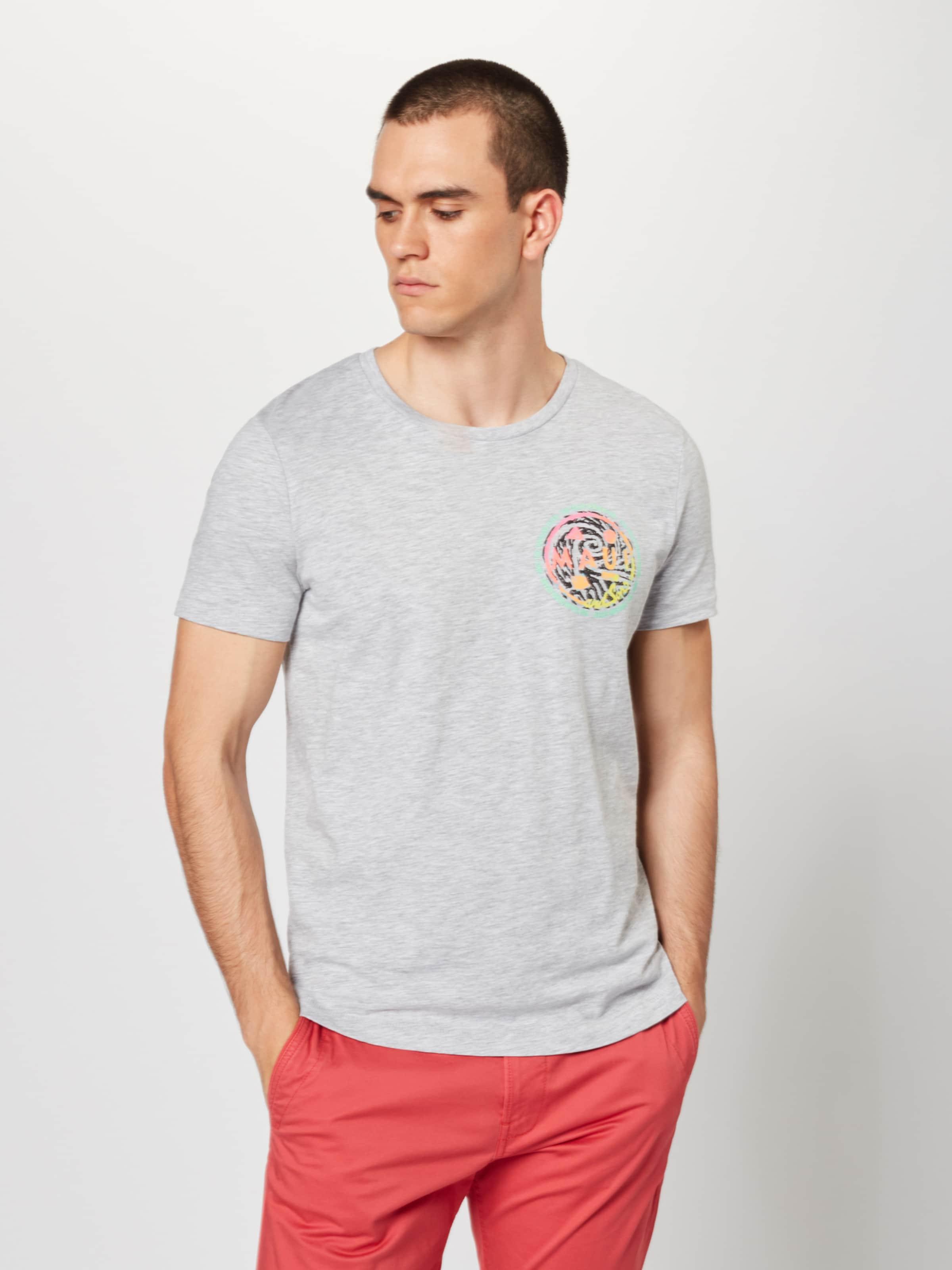 Denim HellgrauMischfarben In Tom Tailor Shirt kXNn08wZOP