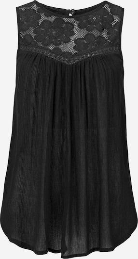 BUFFALO Strandtop 'London' in schwarz, Produktansicht