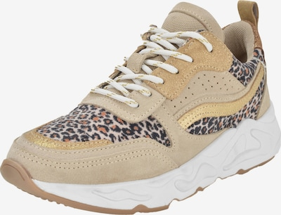 ABOUT YOU Sneaker low 'Lenja' i cappuccino, Produktvisning