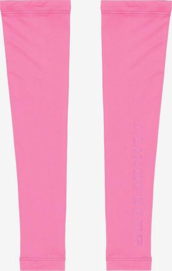 J.Lindeberg Kompressionsärmel 'Alva' in pink, Produktansicht