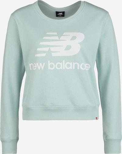 new balance Sweater 'WT91585' in hellblau / weiß, Produktansicht