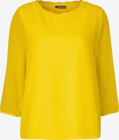 STREET ONE T-shirt 'Jacinda' en jaune, Vue avec produit