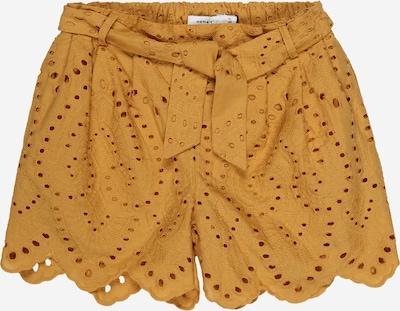 Kelnės 'Denisa' iš NAME IT , spalva - garstyčių spalva, Prekių apžvalga