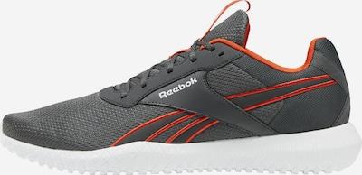 REEBOK Trainingsschuh in grau / orangerot, Produktansicht