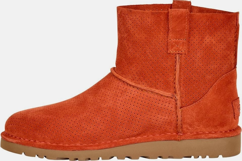 UGG Stiefelette 'Classic Unlined Mini Perf'