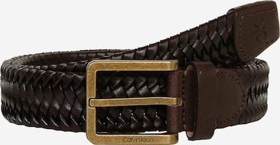 Calvin Klein Opasek - tmavě hnědá, Produkt