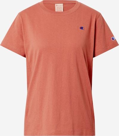 Marškinėliai iš Champion Reverse Weave , spalva - pastelinė raudona, Prekių apžvalga