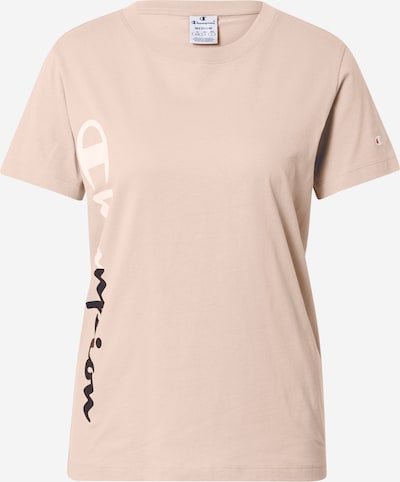 Champion Authentic Athletic Apparel T-Shirt in navy / rosa / weiß, Produktansicht