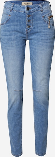 MOS MOSH Jeans 'Nelly Fly Jeans' in blue denim / hellblau, Produktansicht
