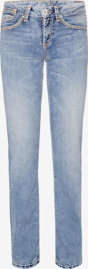Soccx Jeans CO:LE mit Neon-Details in blue denim, Produktansicht