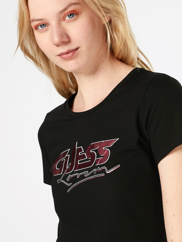 GUESS T-Shirt 'LOVER'