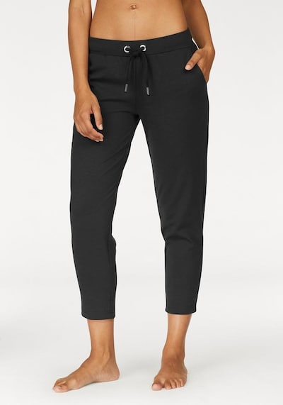 LASCANA Hose in schwarz, Modelansicht