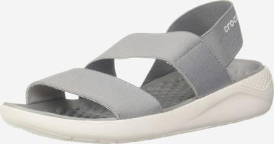 Crocs Sandalette in grau, Produktansicht