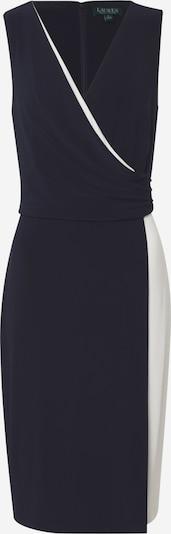 Lauren Ralph Lauren Kleid 'MARIBELLA' in navy / weiß, Produktansicht