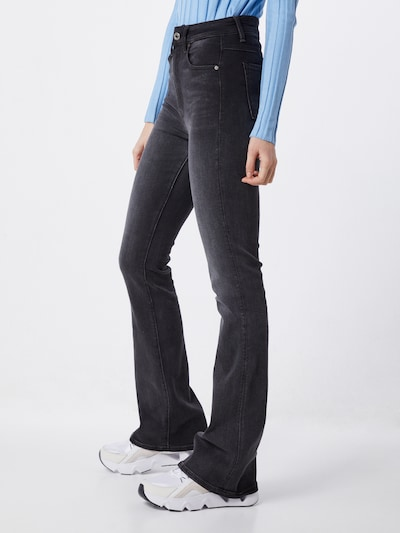 G-Star RAW Jeans in de kleur Black denim, Modelweergave