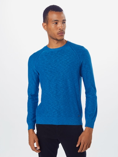 CINQUE Pullover 'CIERWIN' in blau: Frontalansicht
