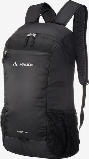 VAUDE Rucksack 'Forcity' in schwarz / weiß, Produktansicht