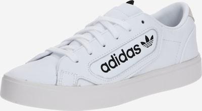 ADIDAS ORIGINALS Sneakers laag in de kleur Grijs / Zwart / Wit, Productweergave