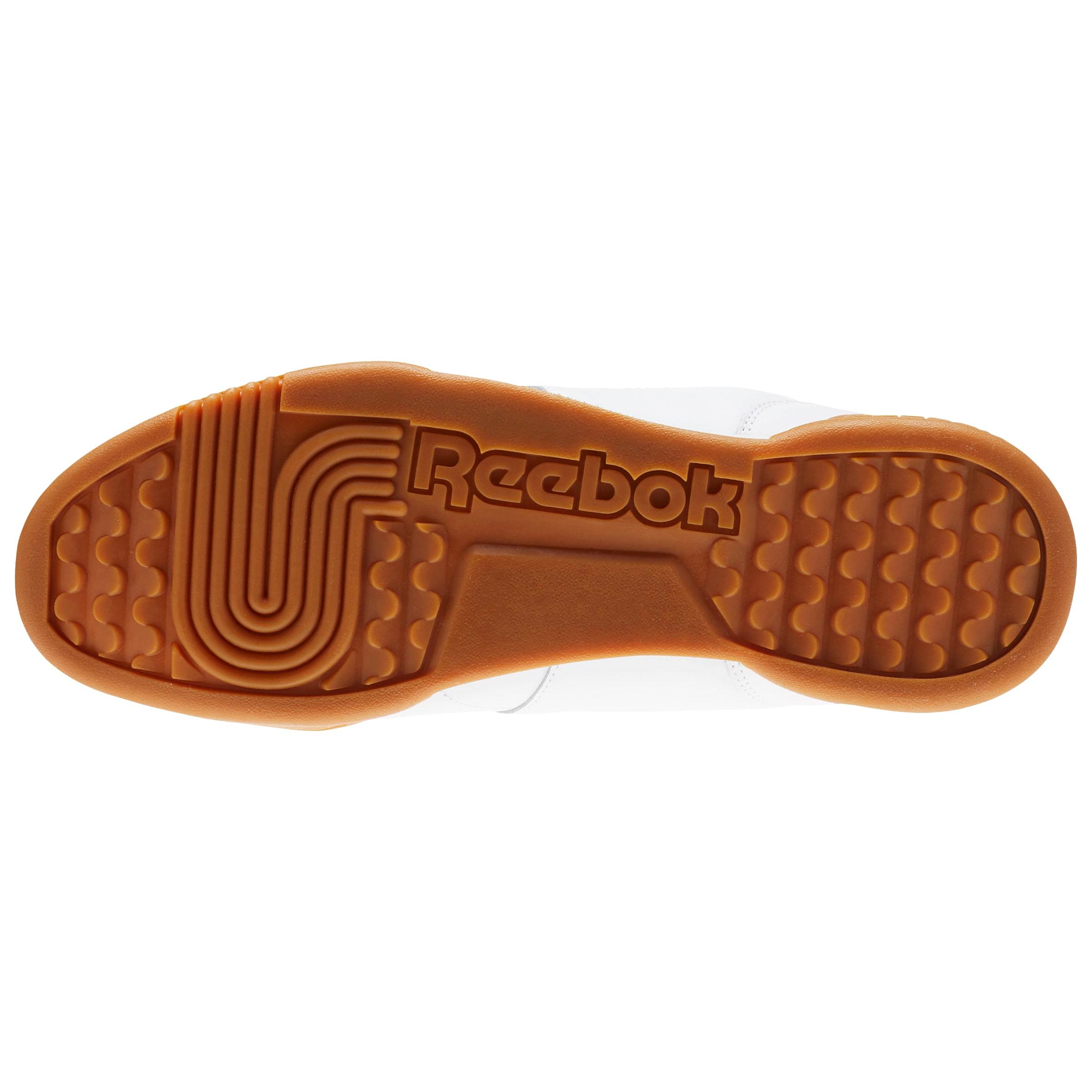 CognacWeiß Classic In Reebok Sneaker 'workout Plus' 4L5ARj