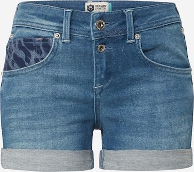 FREEMAN T. PORTER Jeans 'Romie' in de kleur Blauw, Productweergave