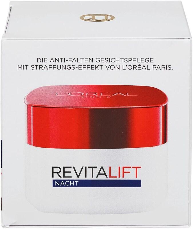 L'Oréal Paris 'RevitaLift Creme Nacht', Gesichtspflege