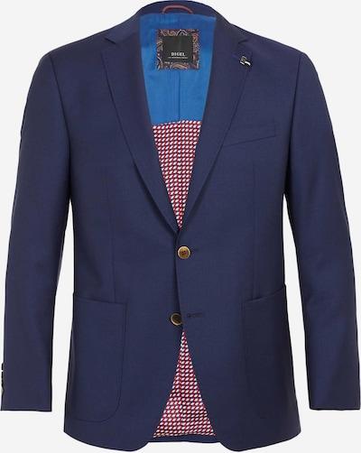 Digel Sakkos in blau, Produktansicht