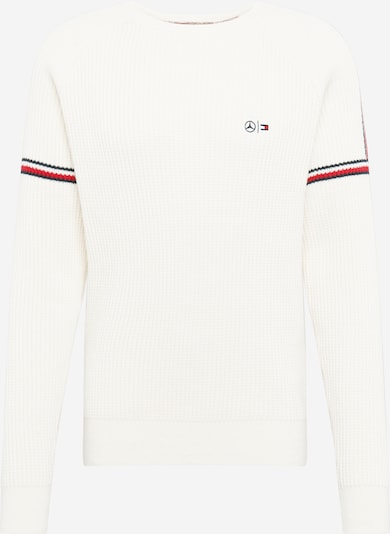 Tommy Hilfiger Tailored Sweatshirt in de kleur Wit, Productweergave