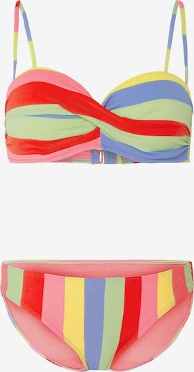 Bikini sportivo CHIEMSEE di colore verde / rosso, Visualizzazione prodotti