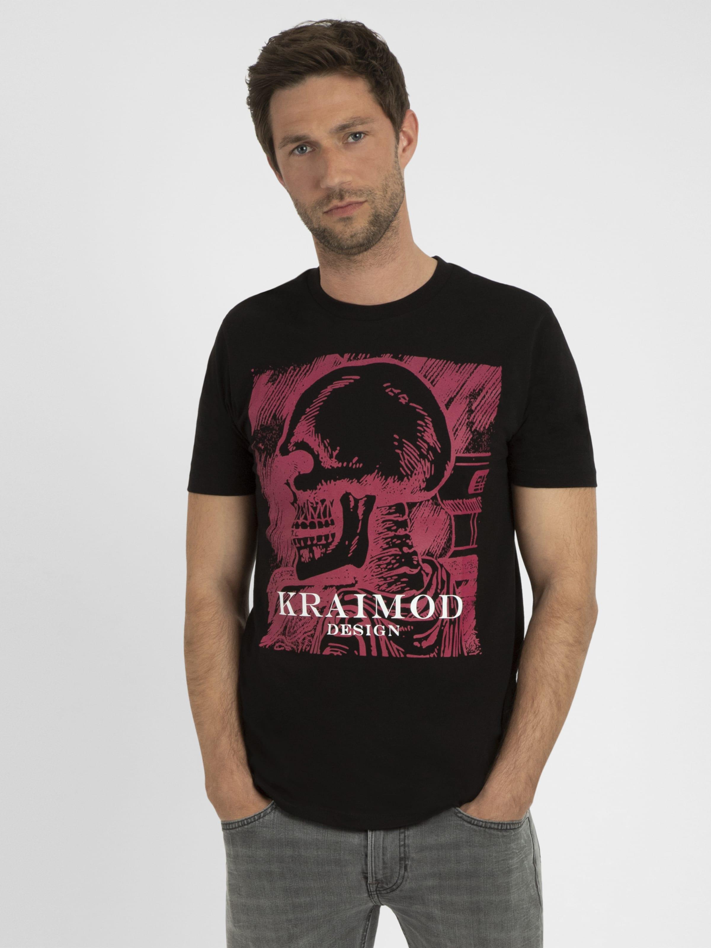 APART T-Shirt in schwarz Baumwolle 4053041341027