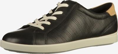 ECCO Zemie apavi pieejami bēšs / melns / balts, Preces skats