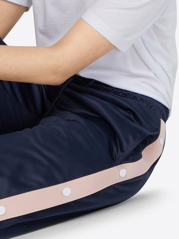 Urban Classics Trainingshose 'Ladies Button Up'