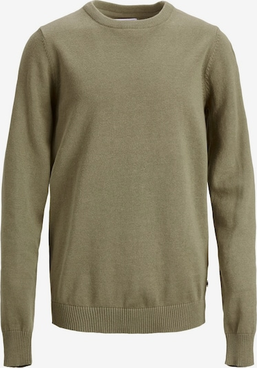 Jack & Jones Junior Pullover in oliv, Produktansicht