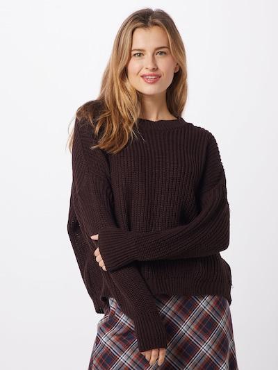 Megztinis iš GLAMOROUS , spalva - ruda: Vaizdas iš priekio