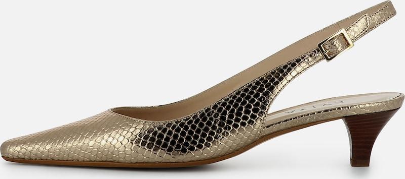 Haltbare Pumps Mode billige Schuhe EVITA | Damen Sling Pumps Haltbare Schuhe Gut getragene Schuhe 8aa54e