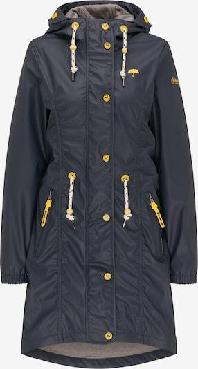 Schmuddelwedda Functionele mantel in de kleur Blauw, Productweergave