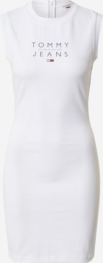 Tommy Jeans Robe en blanc, Vue avec produit