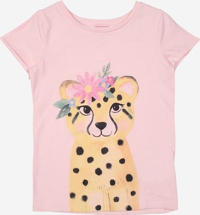 Marškinėliai 'S20 pnk cheetah top' iš Carter's , spalva - rožių spalva, Prekių apžvalga