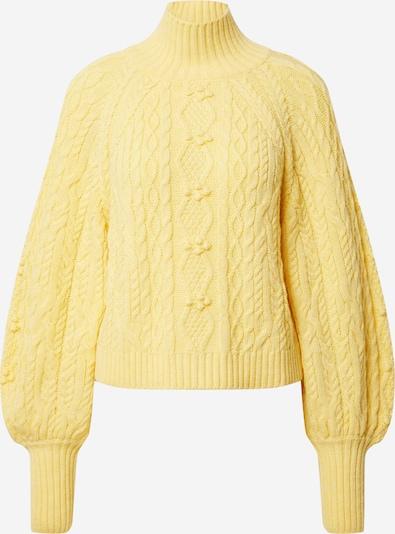 Megztinis 'Henriette ' iš LeGer by Lena Gercke , spalva - žaliosios citrinos spalva, Prekių apžvalga