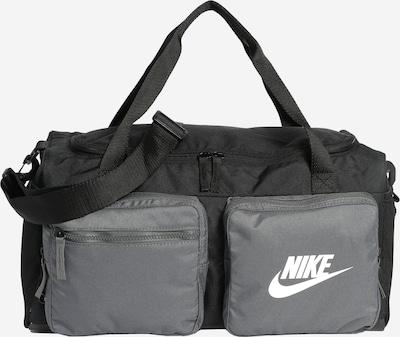 Nike Sportswear Somas 'Y NK FUTURE PRO DUFF' pieejami pelēks / melns, Preces skats