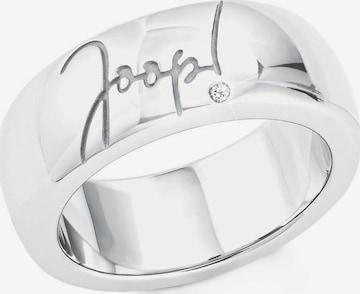 JOOP! Ring in Silber
