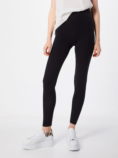 ONLY Leggings 'ONLLIVE LOVE' in de kleur Zwart, Modelweergave