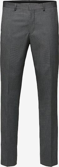 SELECTED HOMME Pantalon en gris foncé: Vue de face