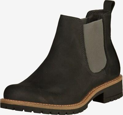 ECCO Boots 'Elaine' in hellbraun / schwarz, Produktansicht
