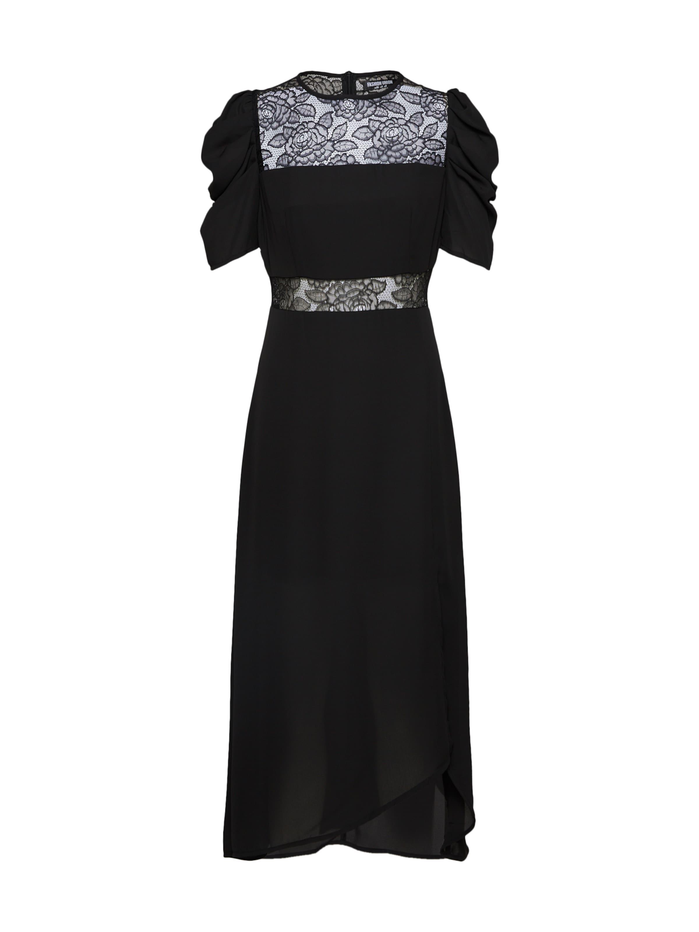 Union Robe Fashion Noir 'emo' En ZiPXuOk