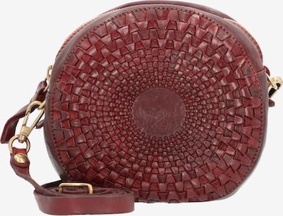 Campomaggi Umhängetasche Leder 18 cm in rot, Produktansicht