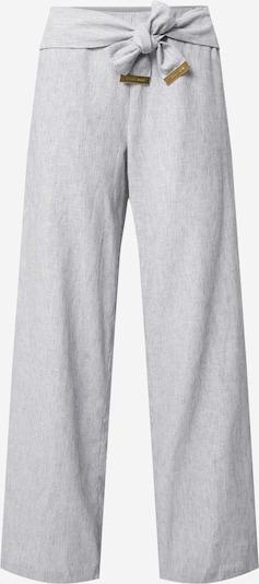 MICHAEL Michael Kors Broek 'STRIPE TIE' in de kleur Navy / Wit, Productweergave