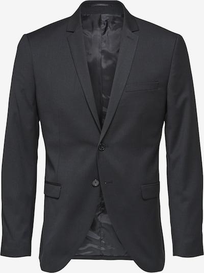 SELECTED HOMME Veste de costume en noir, Vue avec produit